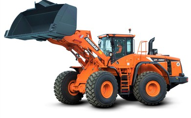 DOOSAN DL 420A (3 SP)