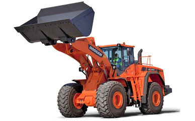 DOOSAN DL 550A (3 SP)